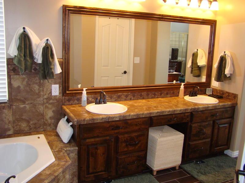 Rocky mountain craftsmen remodeling homes in utah for for Bath remodel in utah